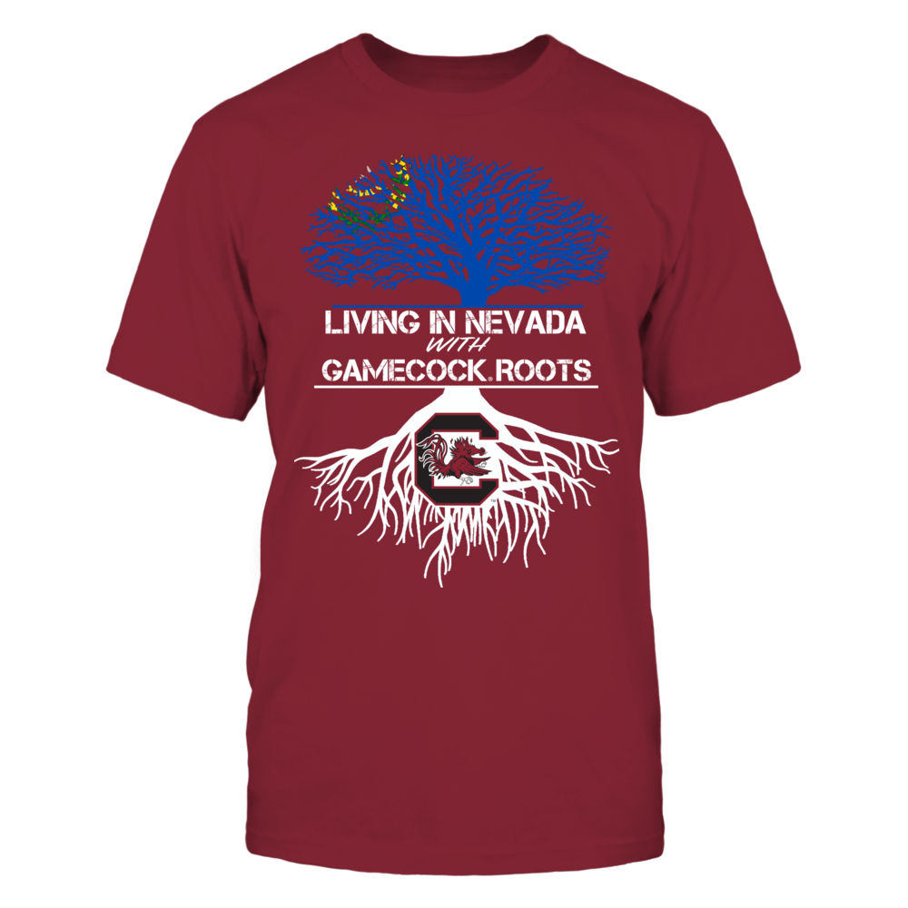 South Carolina Gamecocks - Living Roots Nevada Front picture