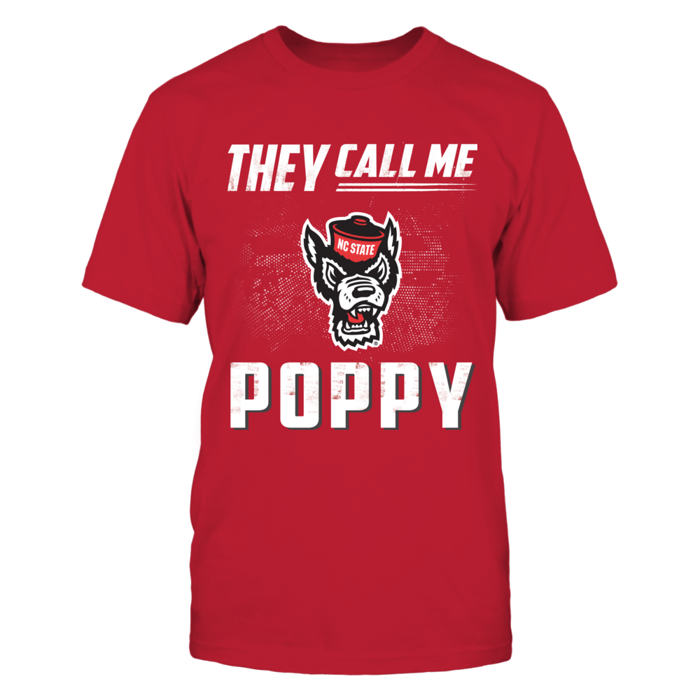 NC State Wolfpack - They Call Me Poppy Front picture