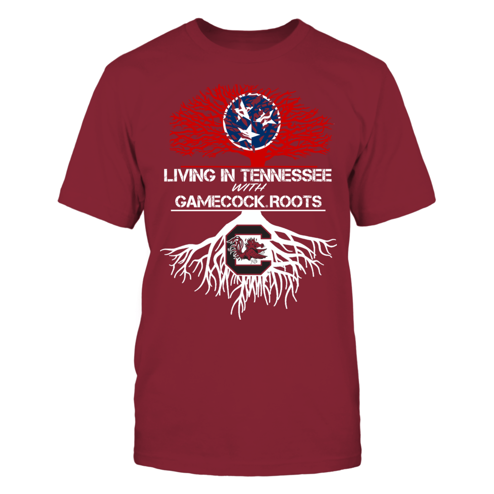 South Carolina Gamecocks - Living Roots Tennessee Front picture