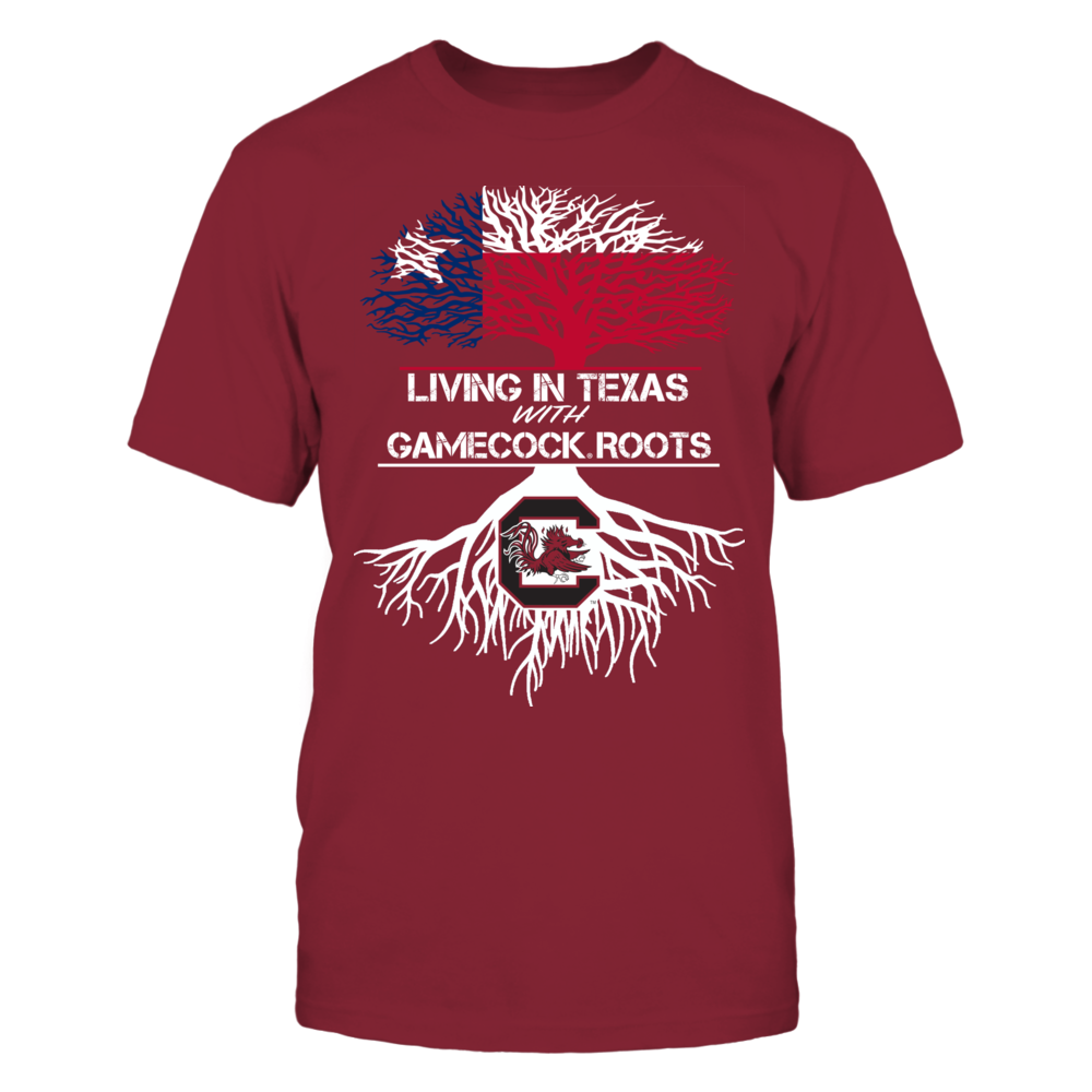 South Carolina Gamecocks - Living Roots Texas Front picture