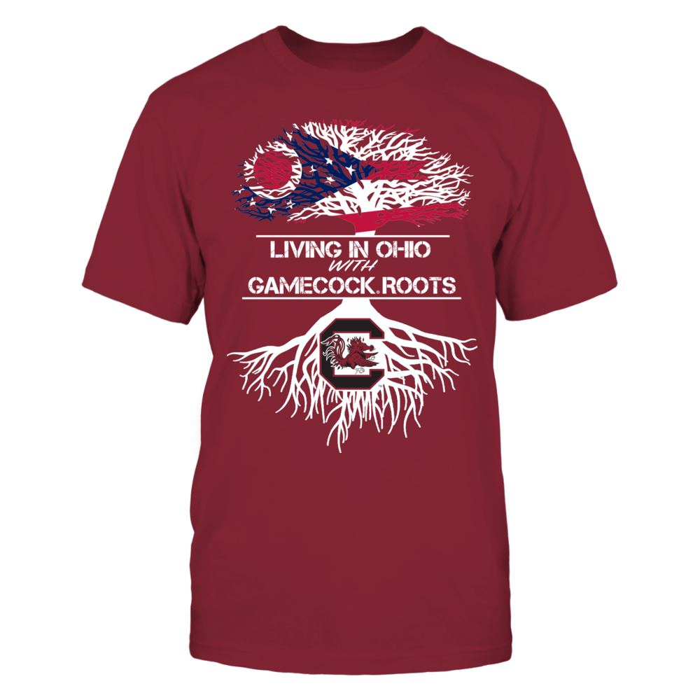 South Carolina Gamecocks - Living Roots Ohio Front picture