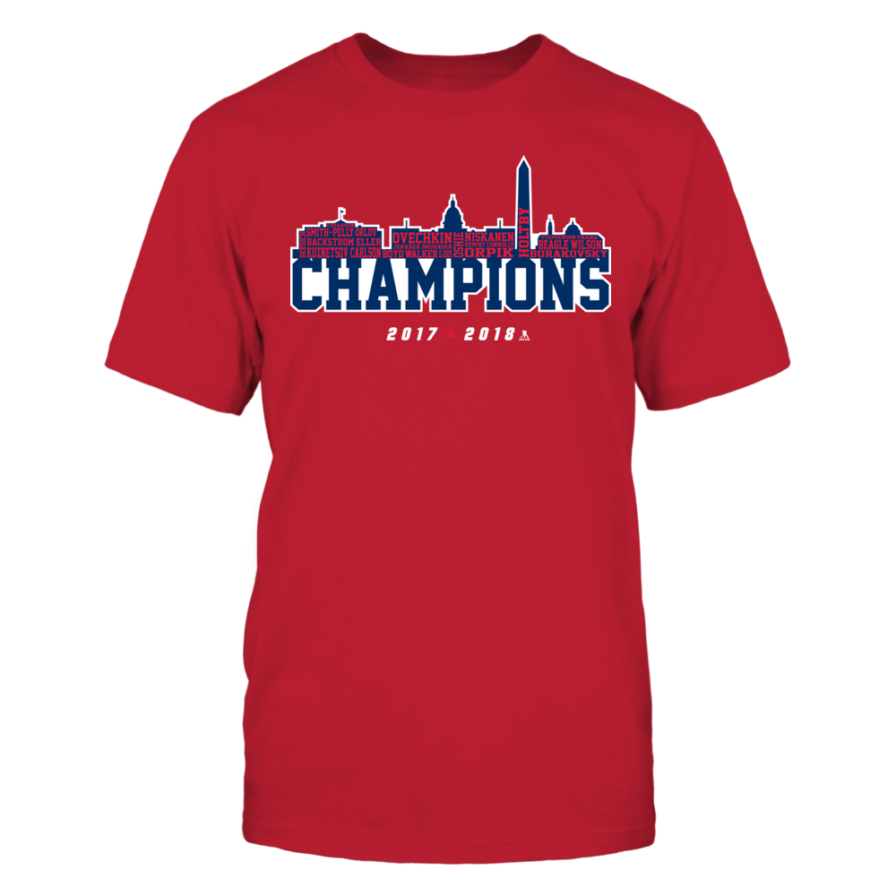 Nicklas Backstrom - Champions Skyline Front picture