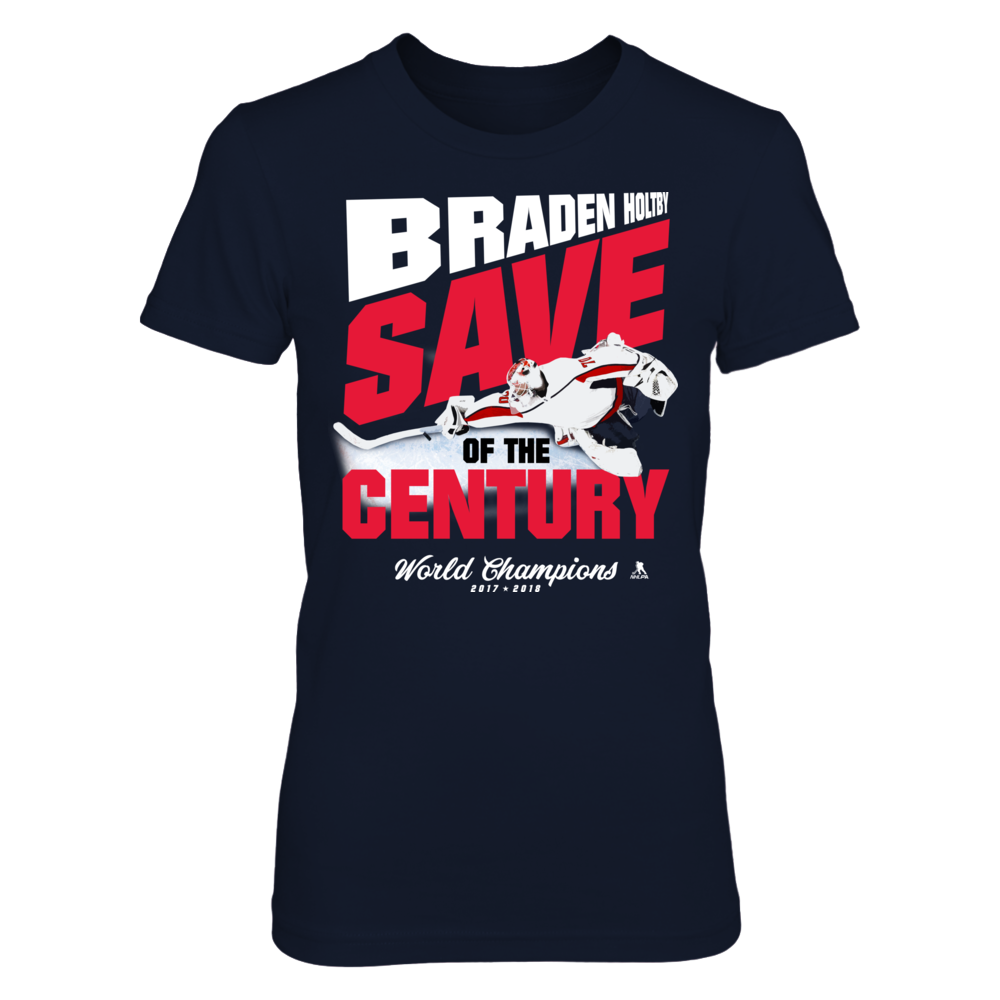 Braden Holtby - Save of The Century - World Champions Front picture