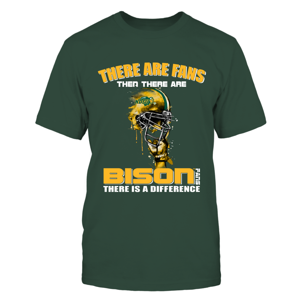 North Dakota State Bison - Different Fans Front picture