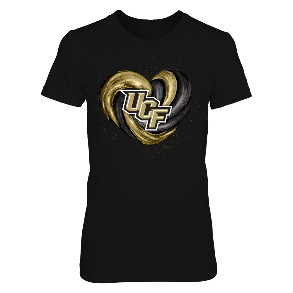 UCF Knights - Hurricane Heart - Original Front picture