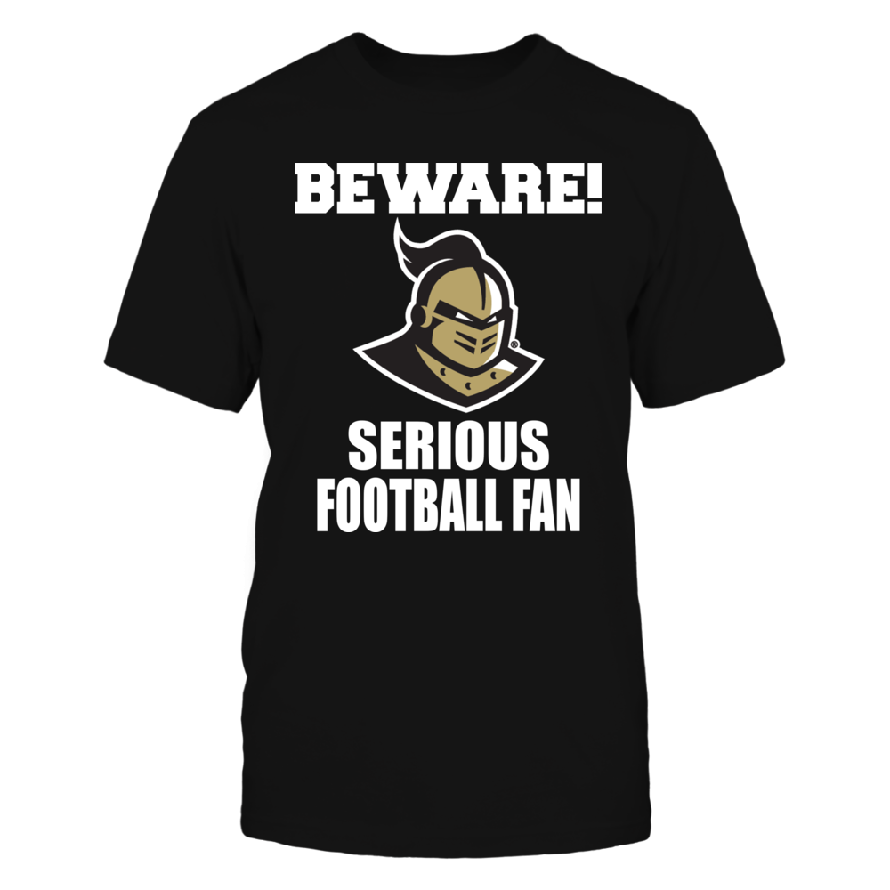 UCF Knights - Serious Football Fan Front picture
