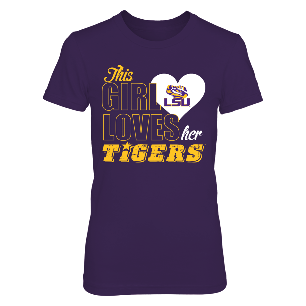 LSU Tigers - This Girl Loves Front picture