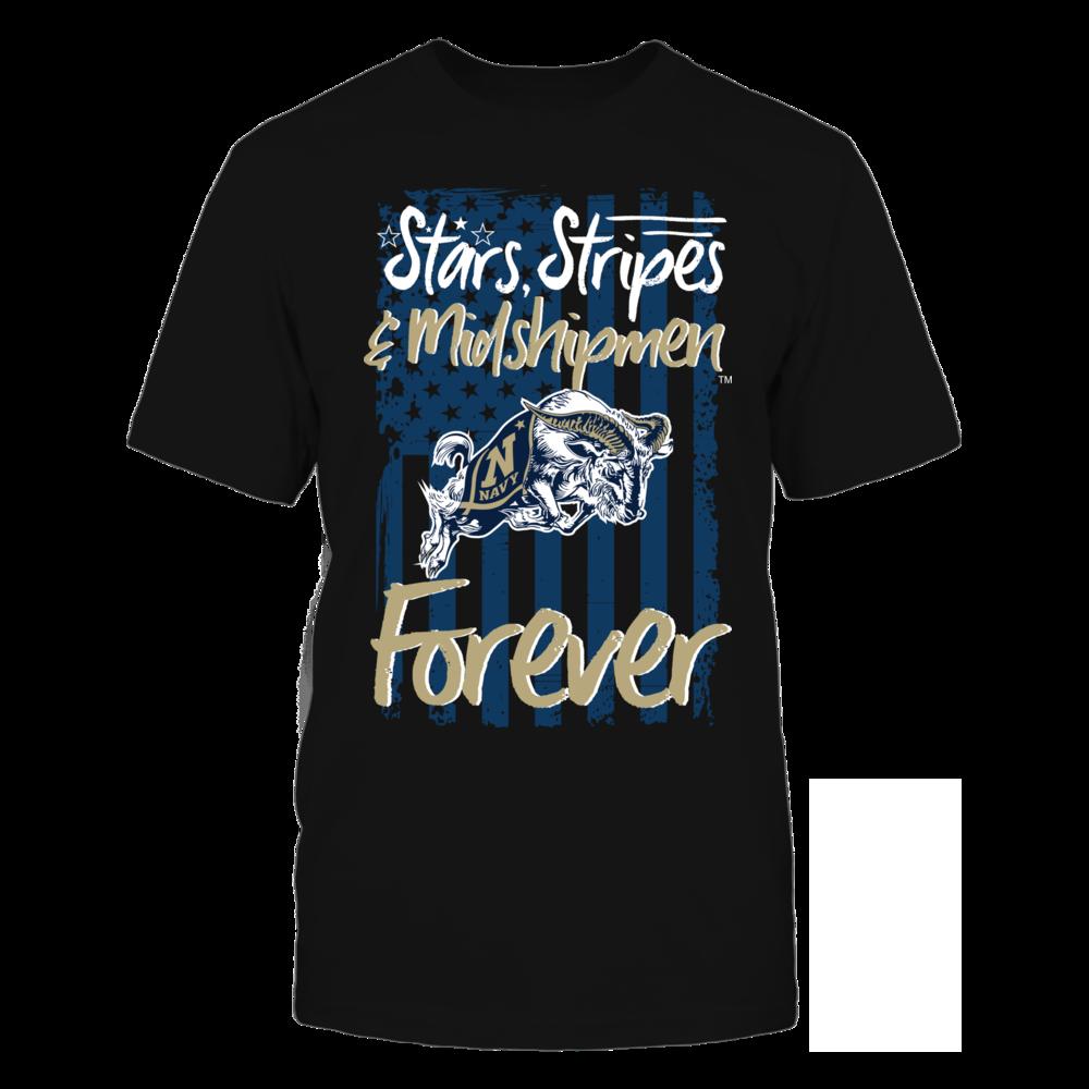 Stars, Stripes Forever - Navy Midshipmen Front picture