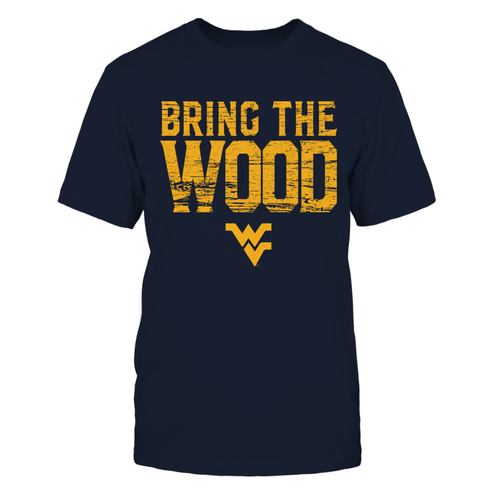 West Virginia Mountaineers - Bring the wood Front picture
