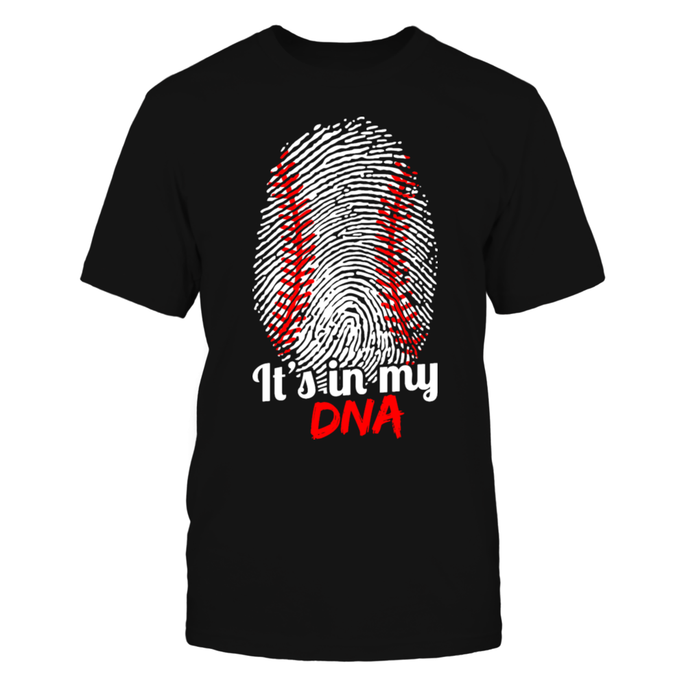 Its In My Dna Softball Baseball Tshirt T-Shirt Front picture