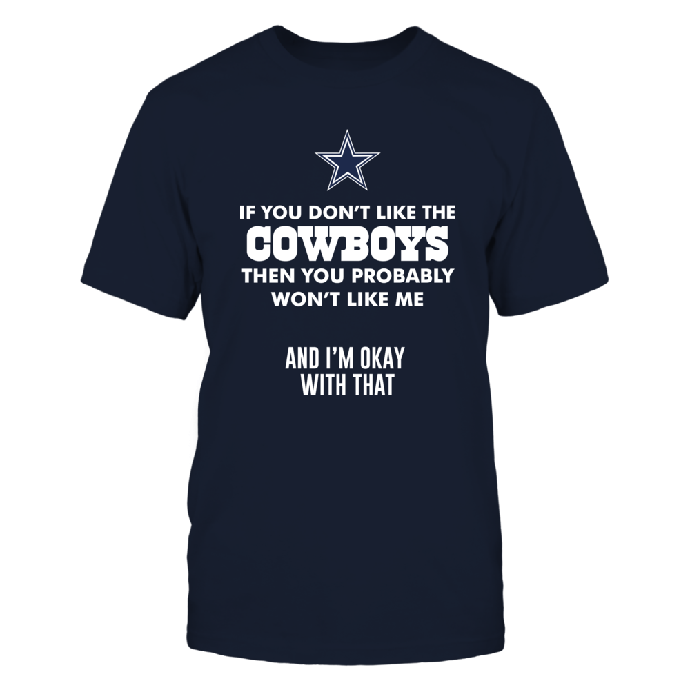 IF YOU DON'T LIKE COWBOYS Front picture