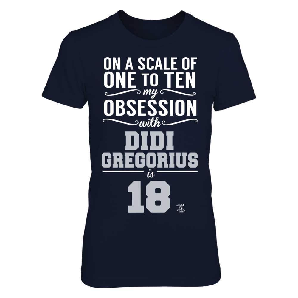 Didi Gregorius - My Obsession Front picture