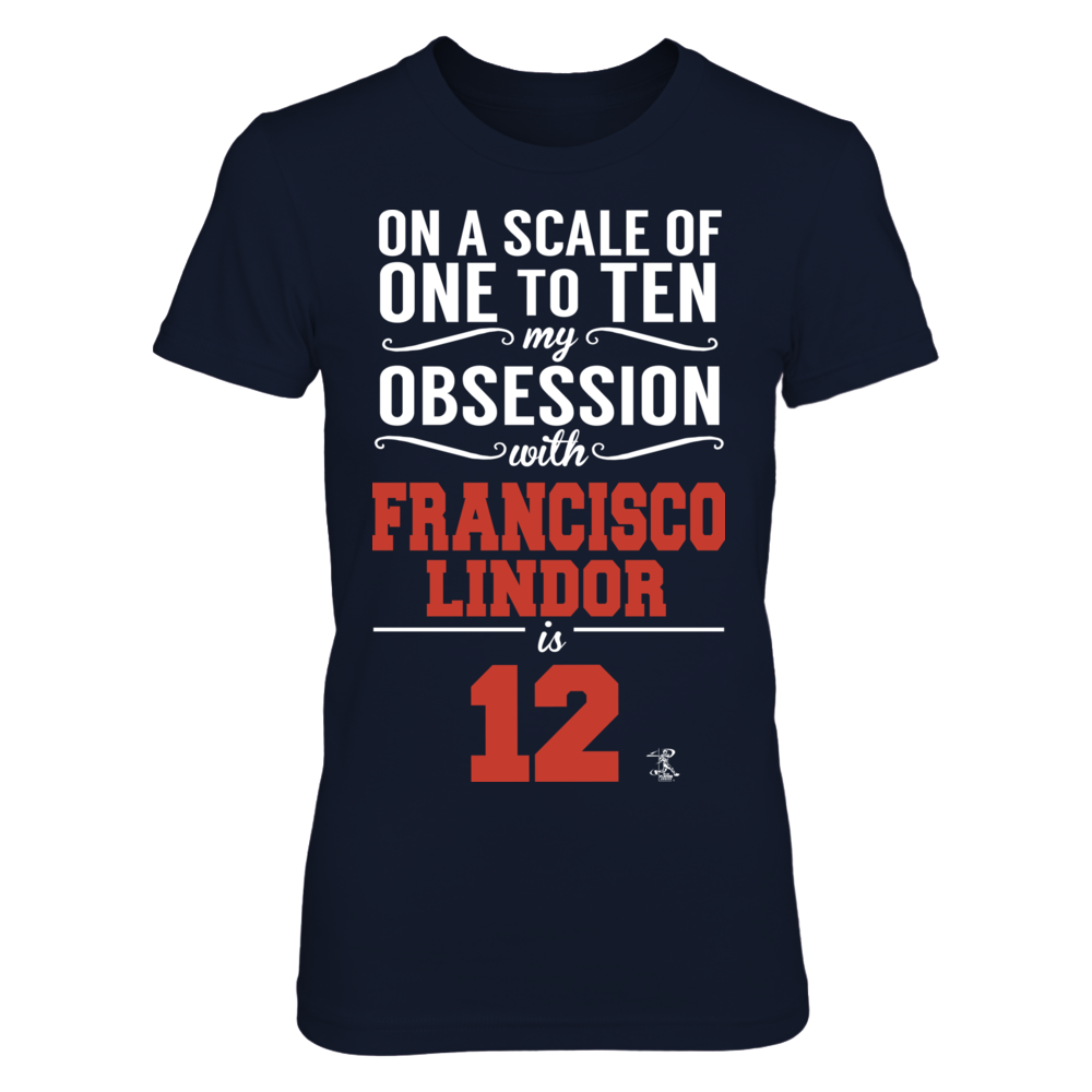 Francisco Lindor - My Obsession Front picture