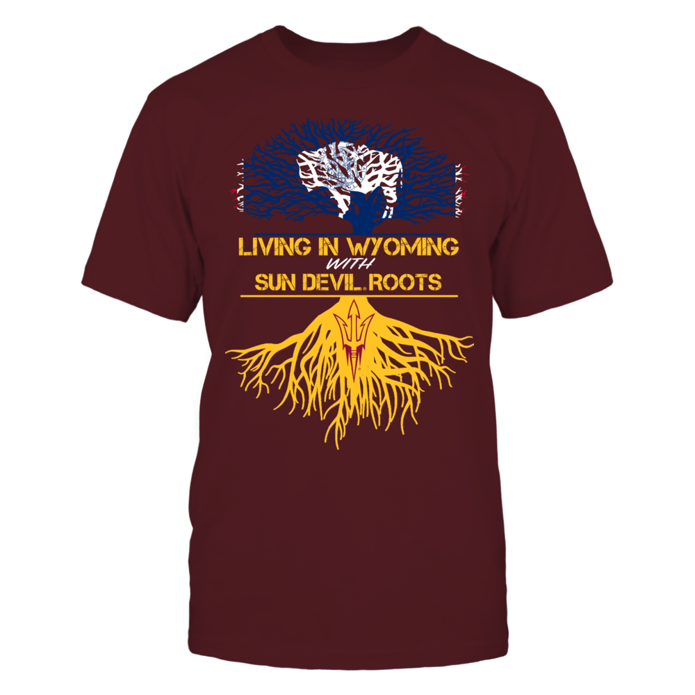 Arizona State Sun Devils - Living Roots Wyoming Front picture