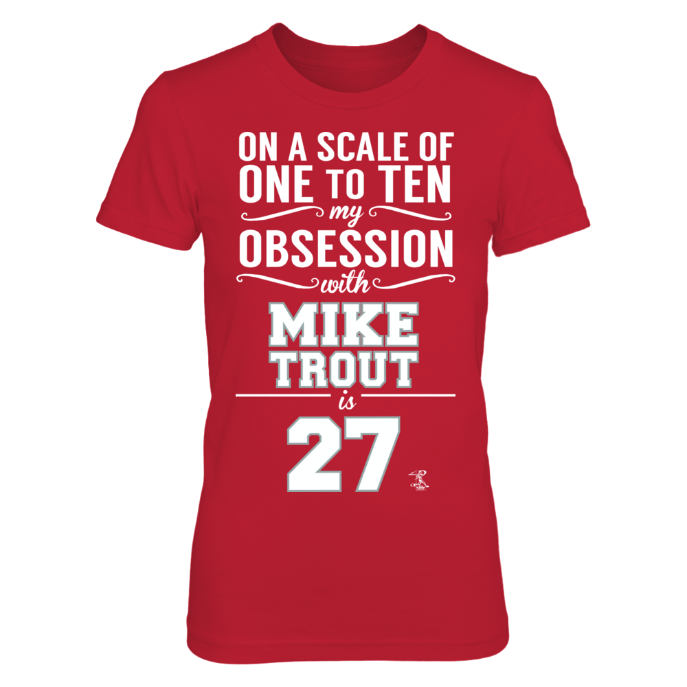 Mike Trout - My Obsession Front picture