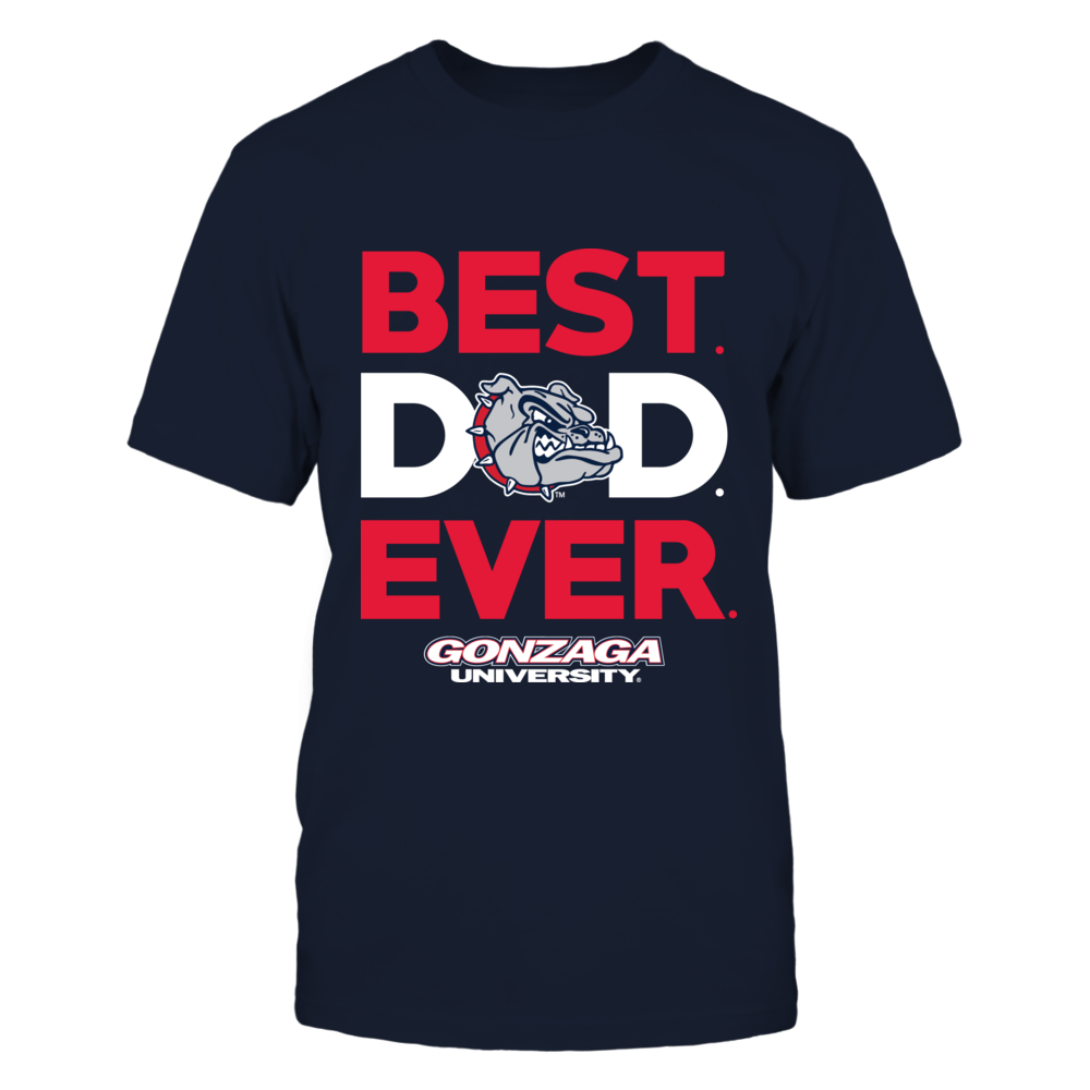 Gonzaga Bulldogs - Three Titles Front picture