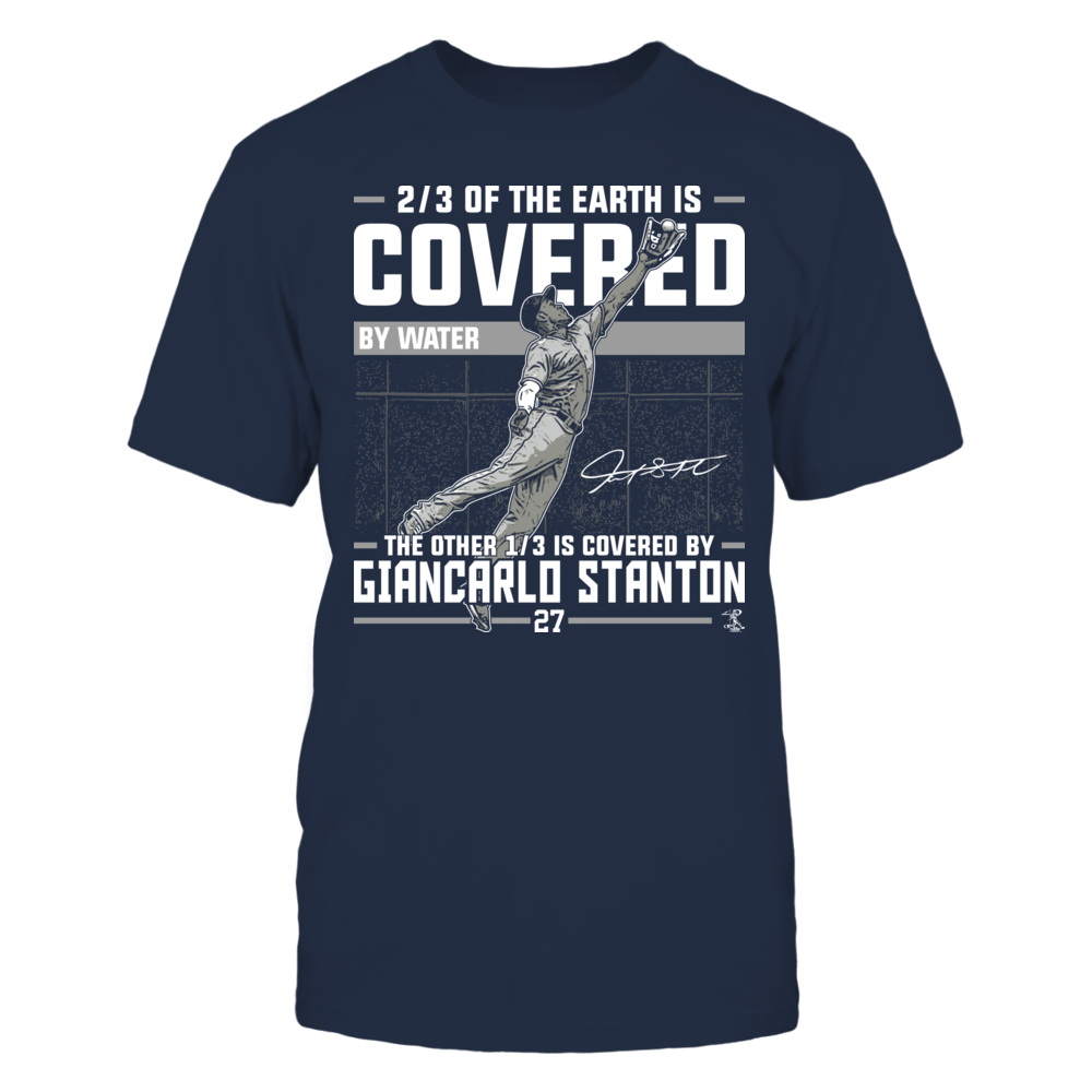 Giancarlo Stanton - Covered By Front picture