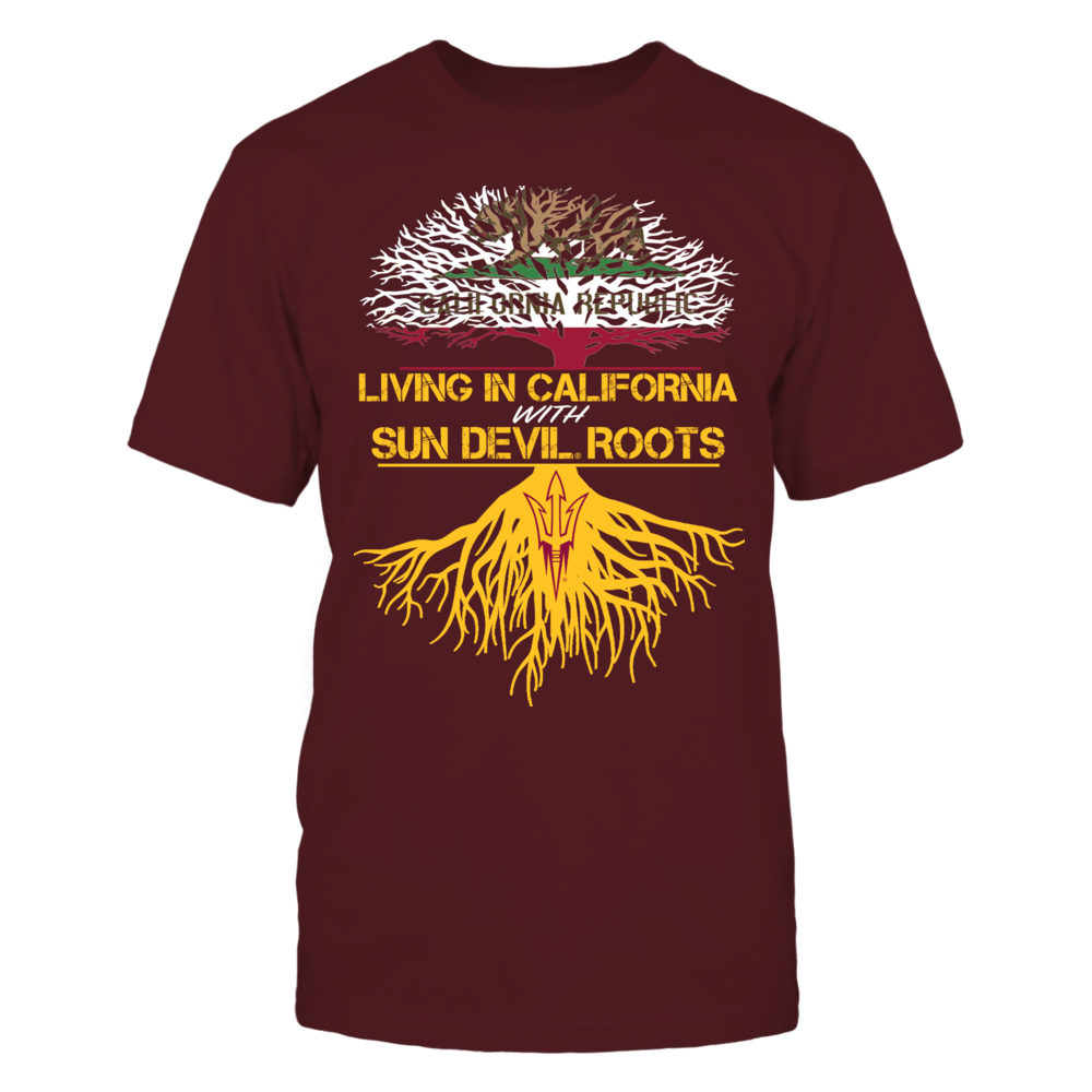 Arizona State Sun Devils - Living Roots California Front picture