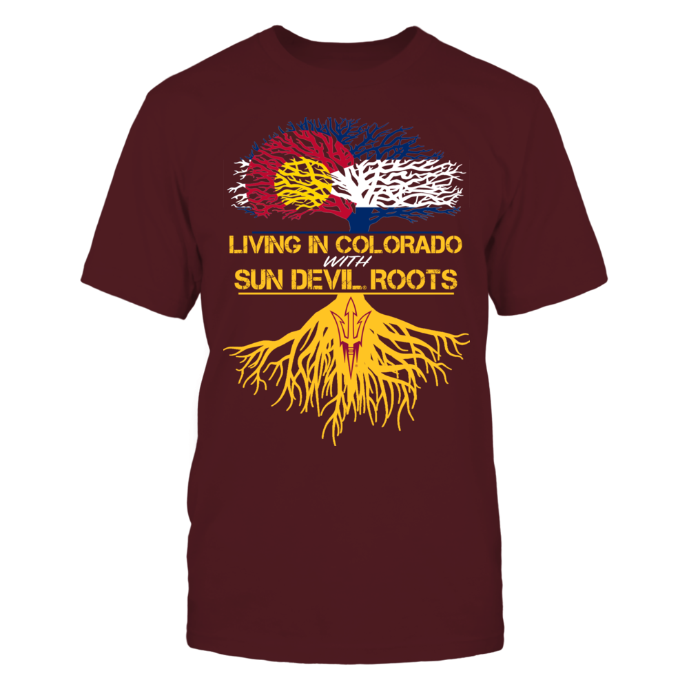 Arizona State Sun Devils - Living Roots Colorado Front picture
