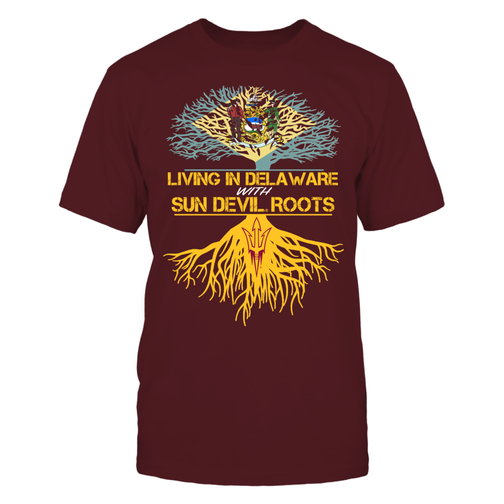 Arizona State Sun Devils - Living Roots Delaware Front picture