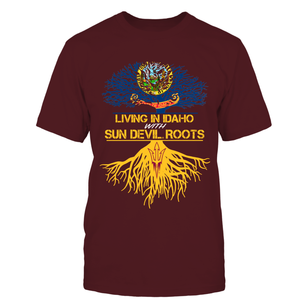 Arizona State Sun Devils - Living Roots Idaho Front picture