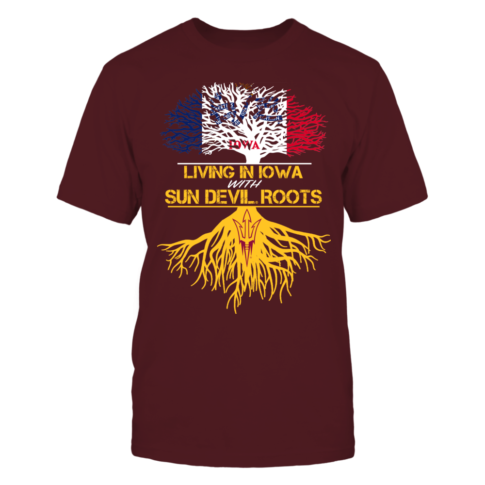 Arizona State Sun Devils - Living Roots Iowa Front picture