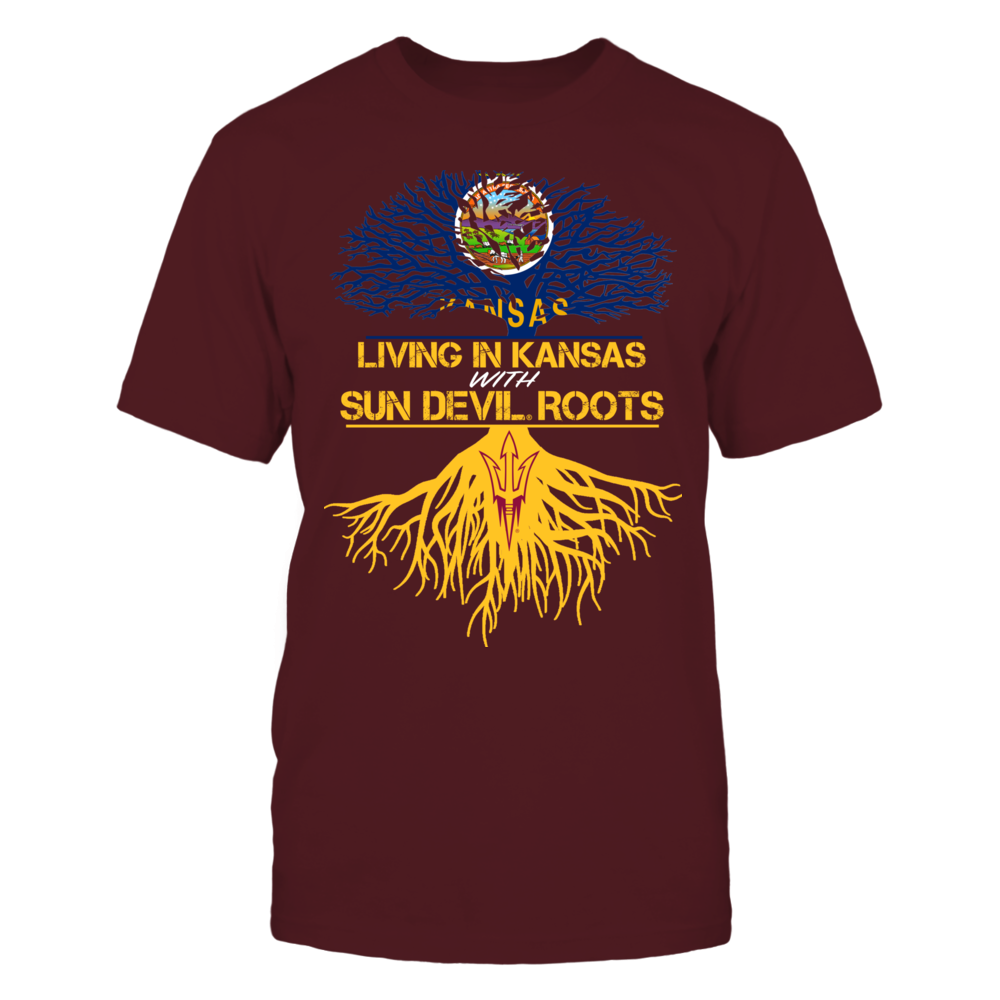 Arizona State Sun Devils - Living Roots Kansas Front picture