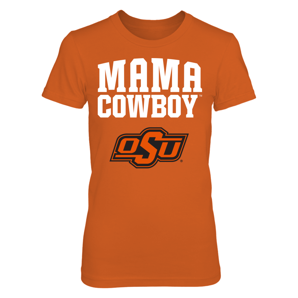 Oklahoma State Cowboys - Mama Mascot Front picture