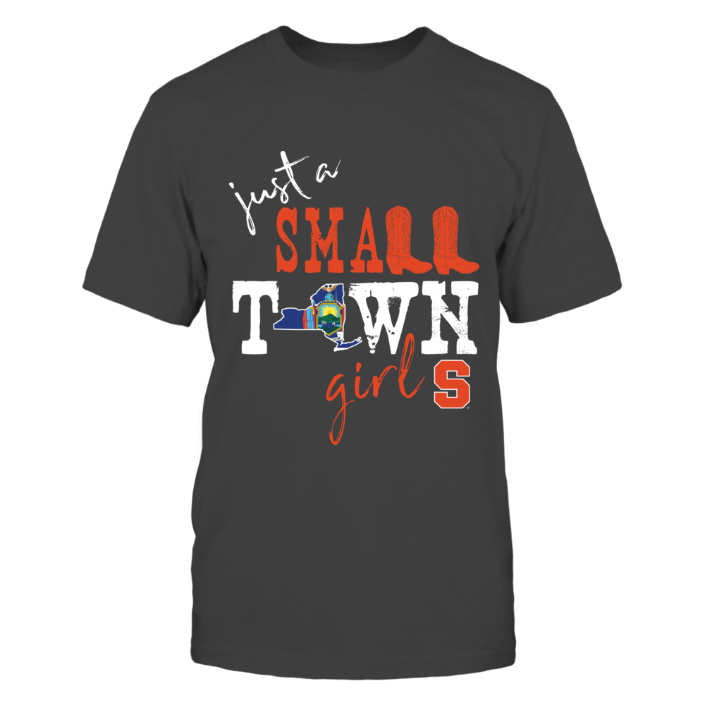 Syracuse Orange -  Small Town Girl - State Flag Front picture