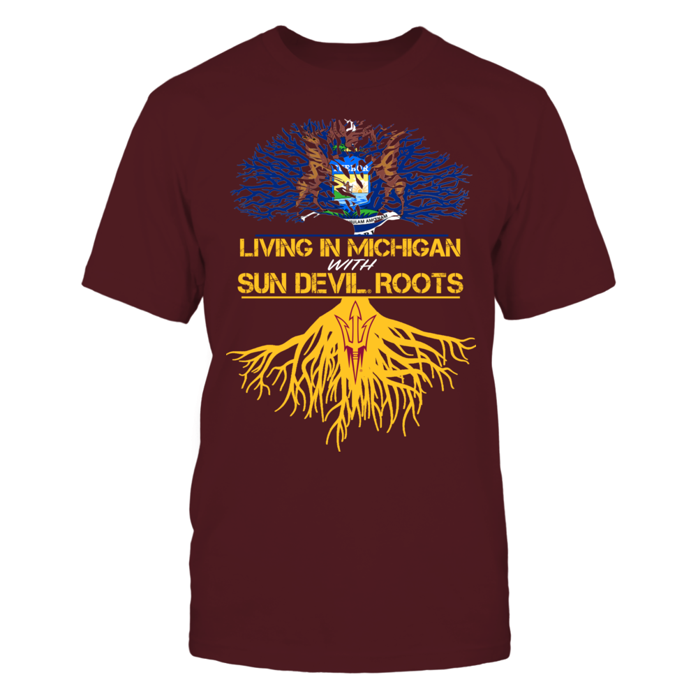 Arizona State Sun Devils - Living Roots Michigan Front picture