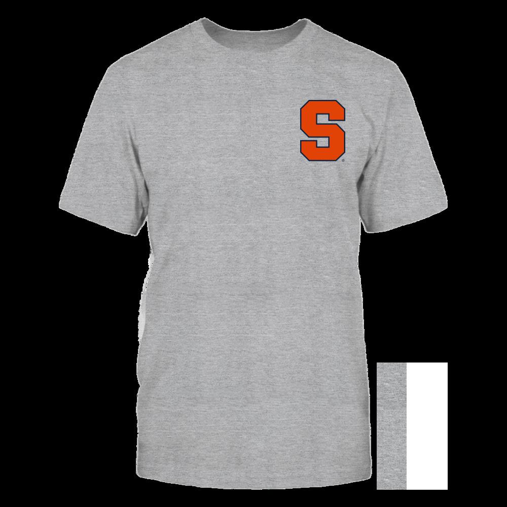 Chevron Anchor - Syracuse Orange Front picture