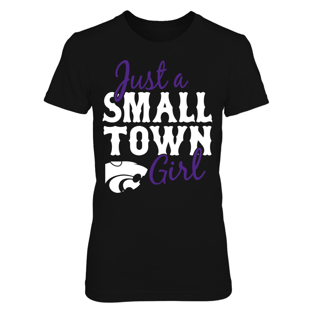 Just A Small Town Girl - Kansas State Wildcats Front picture