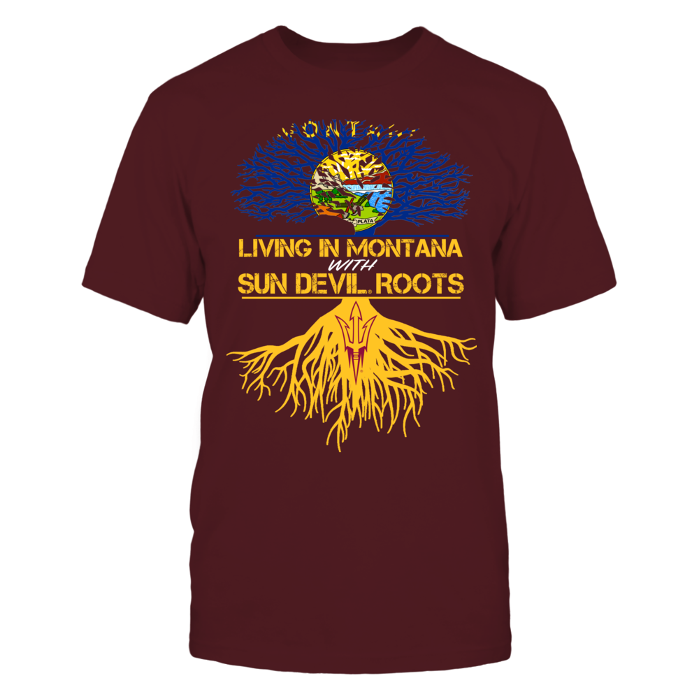Arizona State Sun Devils - Living Roots Montana Front picture