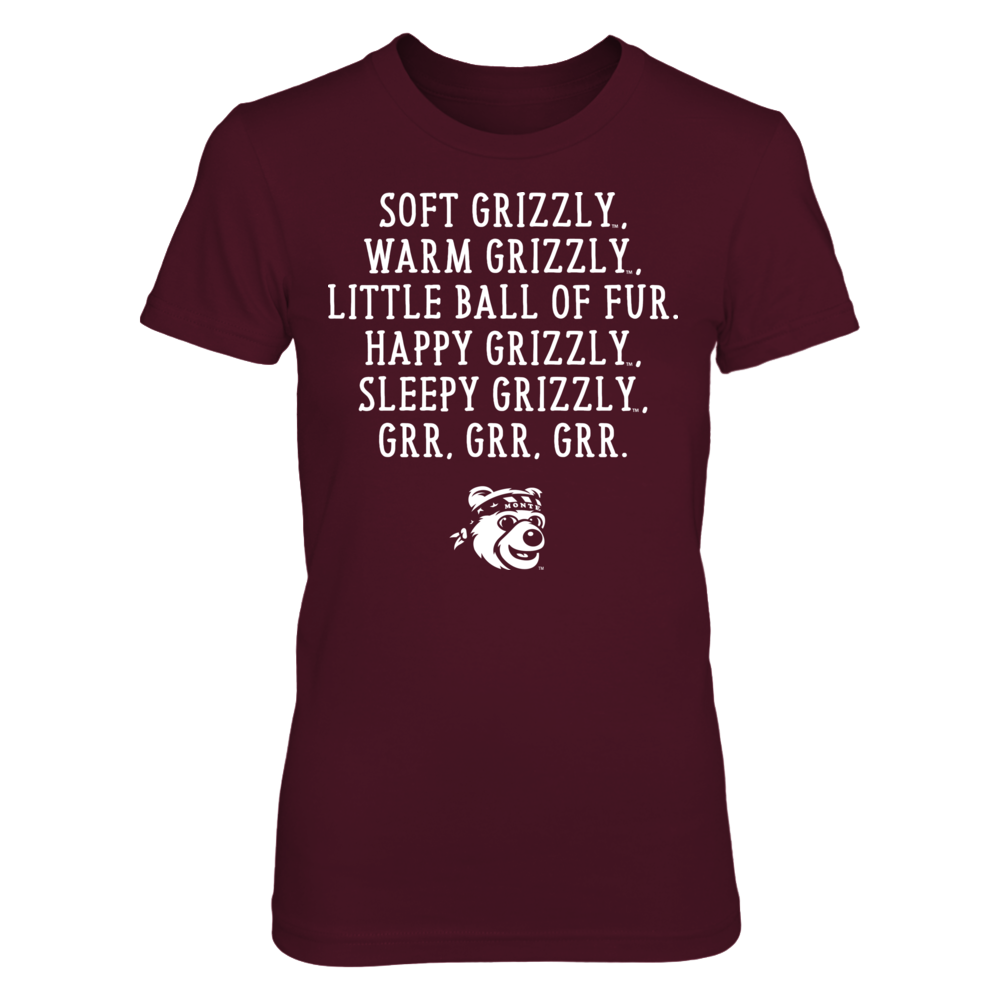 State Warm - Montana Grizzlies Front picture