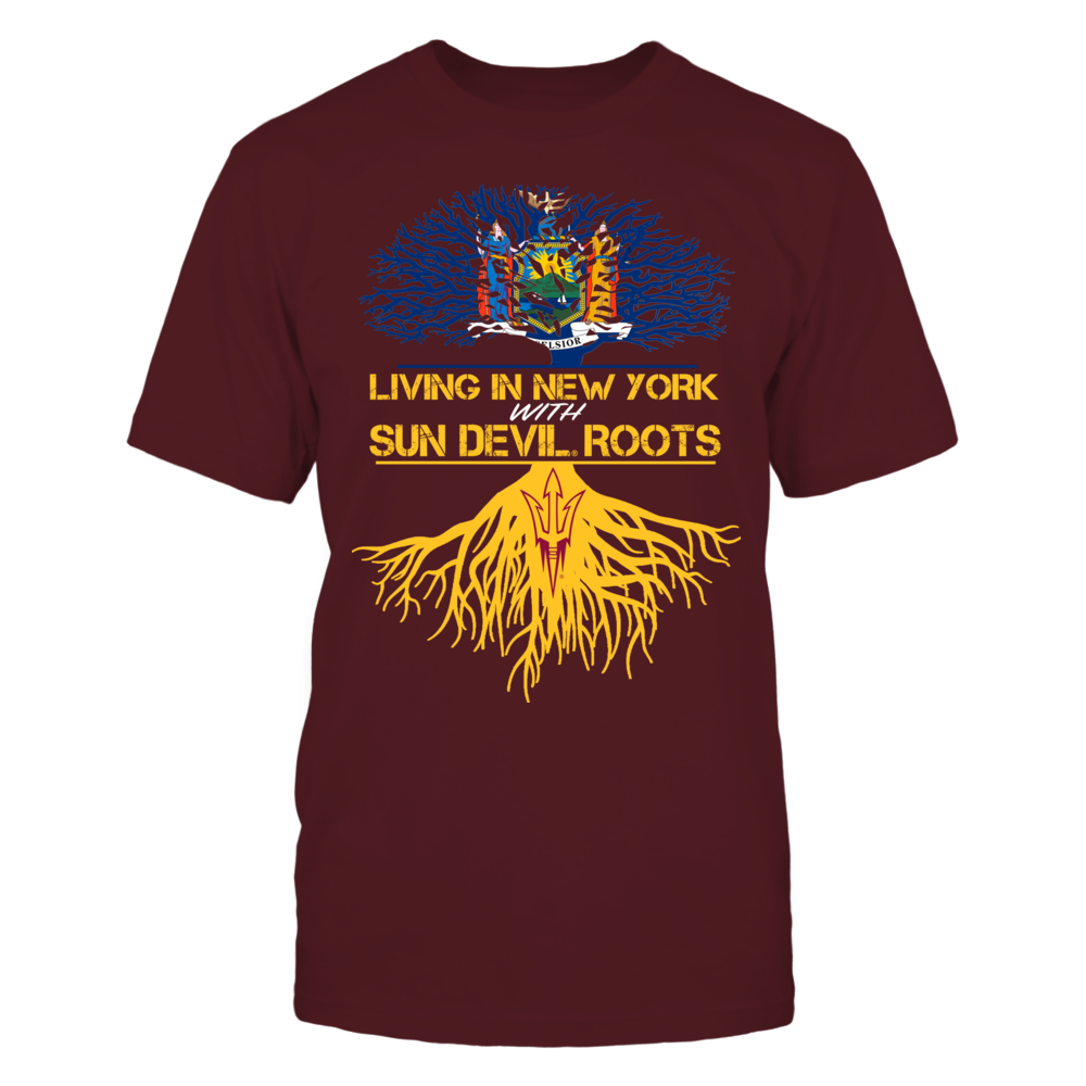 Arizona State Sun Devils - Living Roots New York Front picture