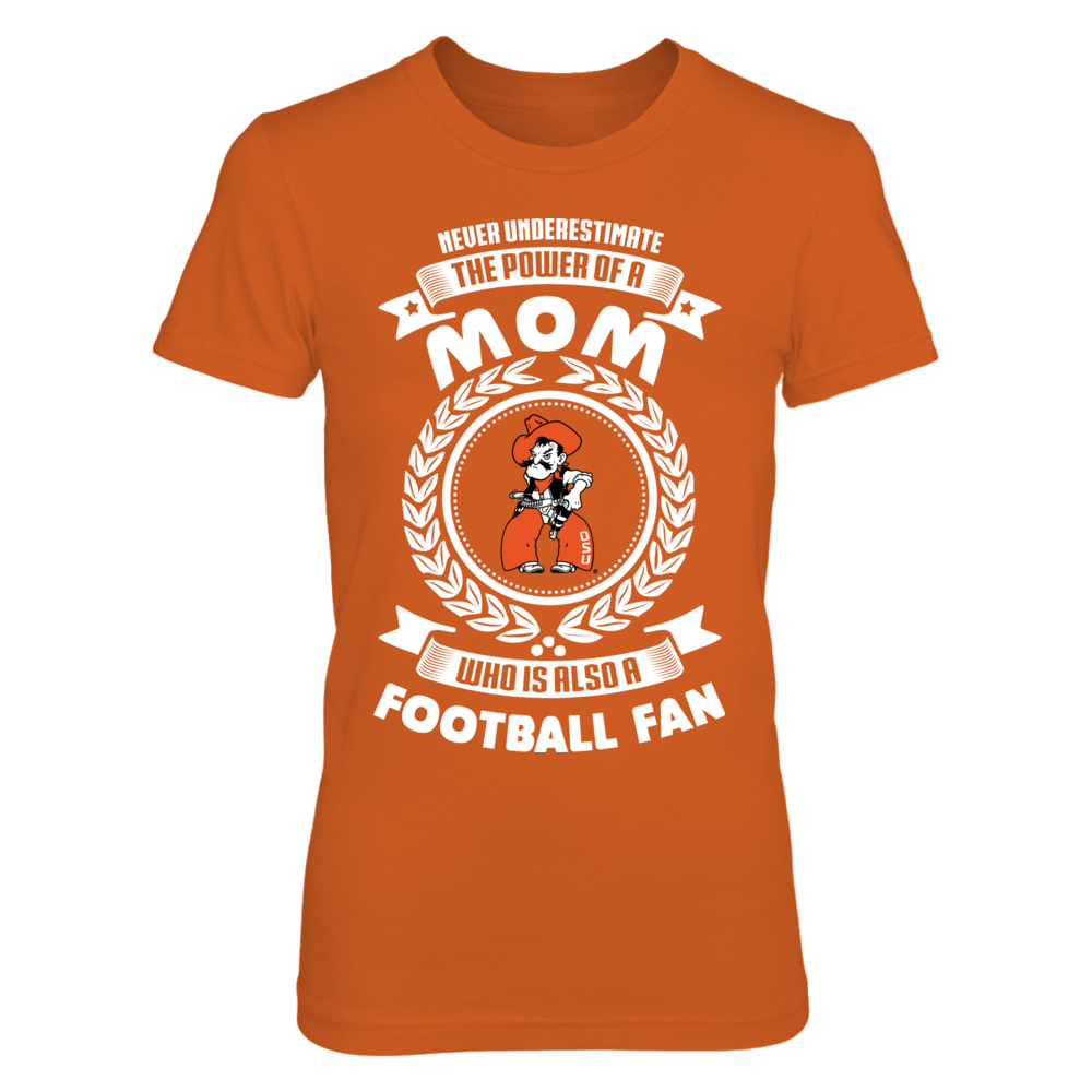 Power of a Mom - Oklahoma State Front picture