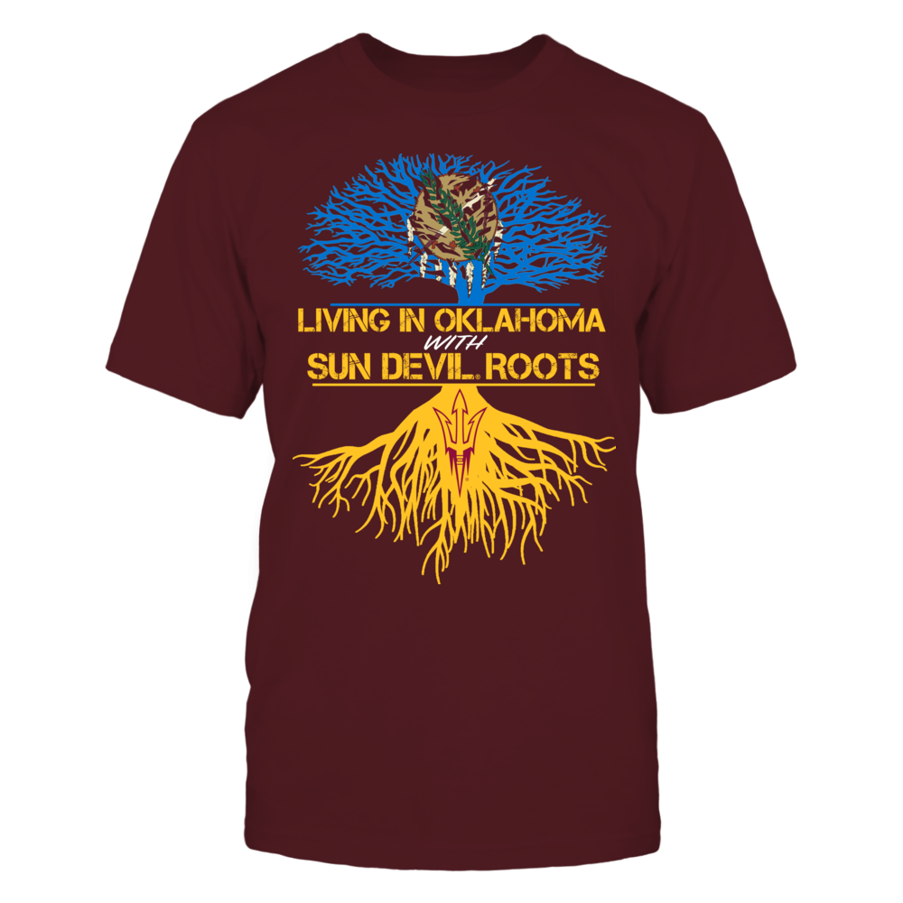Arizona State Sun Devils - Living Roots Oklahoma Front picture