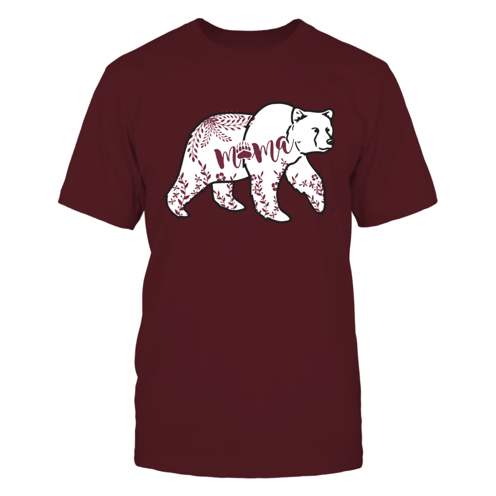 Montana Grizzlies -  Mama bear floral Front picture