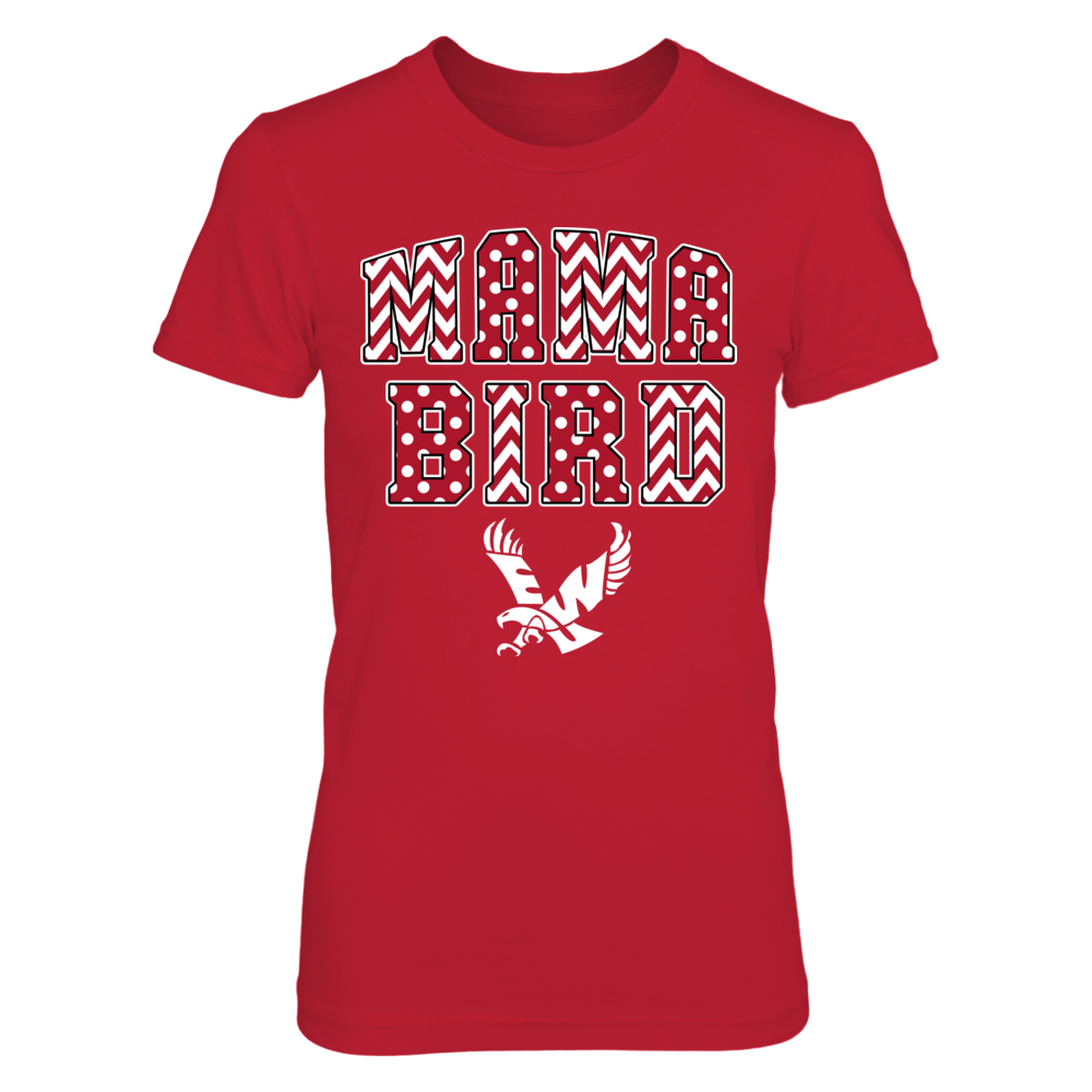 Eastern Washington Eagles - Pattern Mama Bird Front picture
