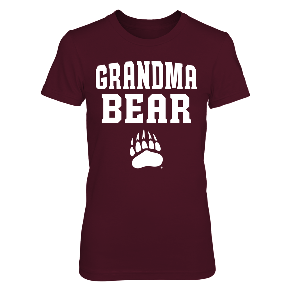Montana Grizzlies - Grandma Bear Front picture