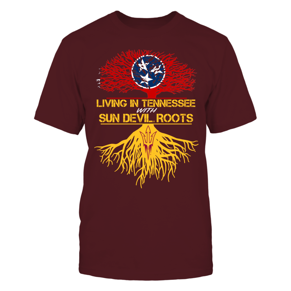 Arizona State Sun Devils - Living Roots Tennessee Front picture