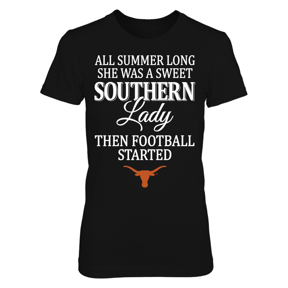 Southern Lady - Texas Longhorns Front picture