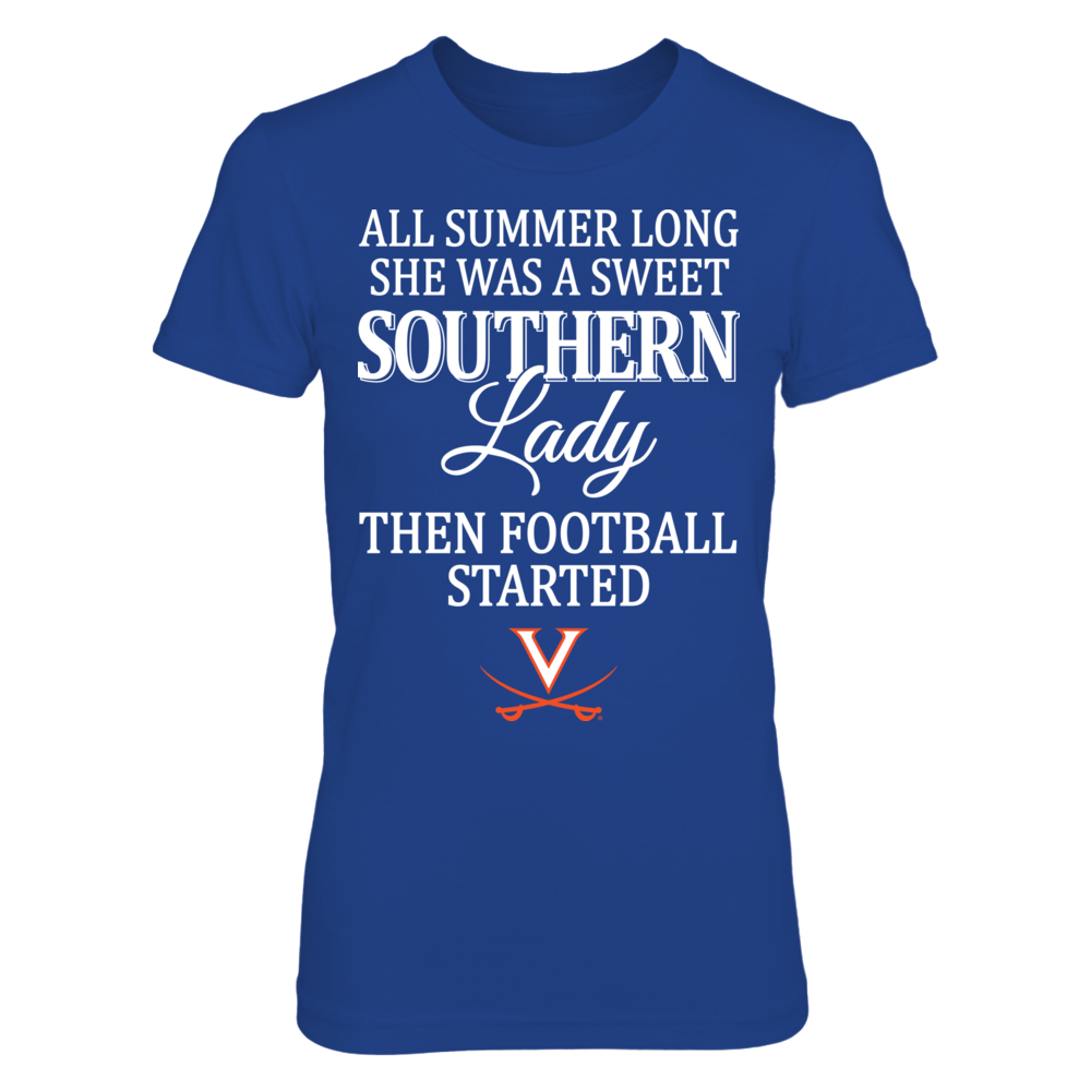 Southern Lady - Virginia Cavaliers Front picture
