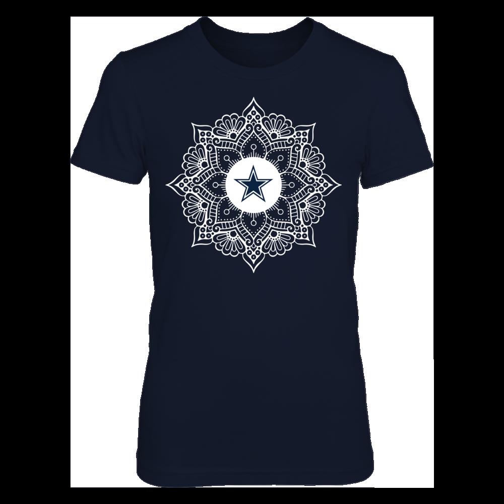 Mandala Star - Dallas Cowboys Front picture