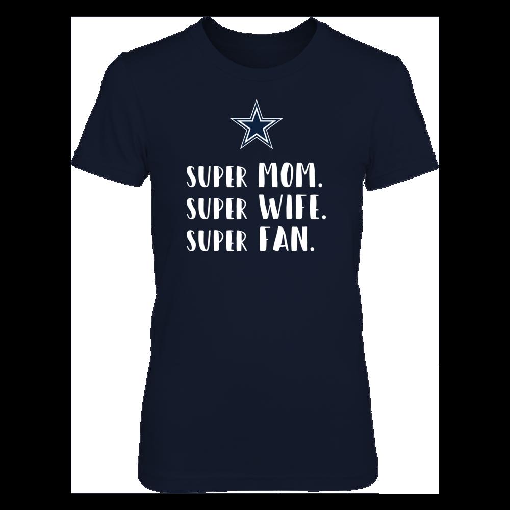 Super Mom - Dallas Cowboys Front picture