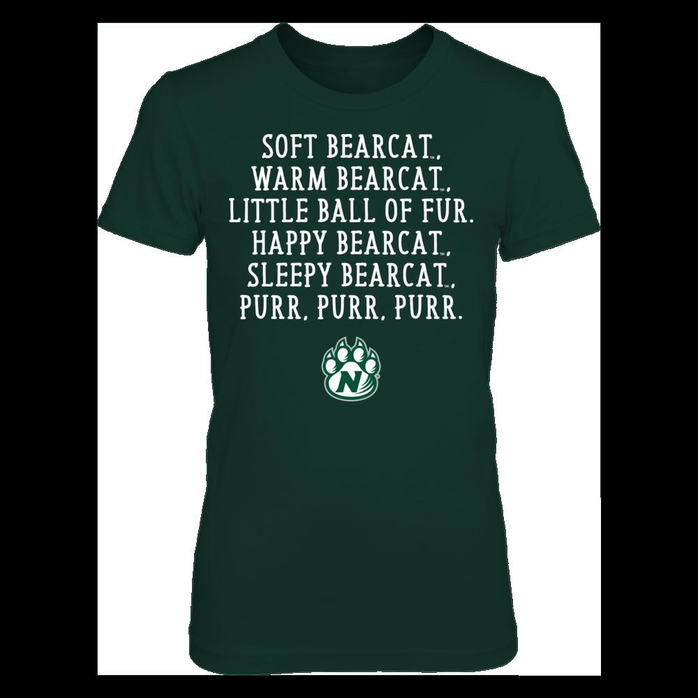 Soft Warm - Northwest Missouri State Bearcats Front picture