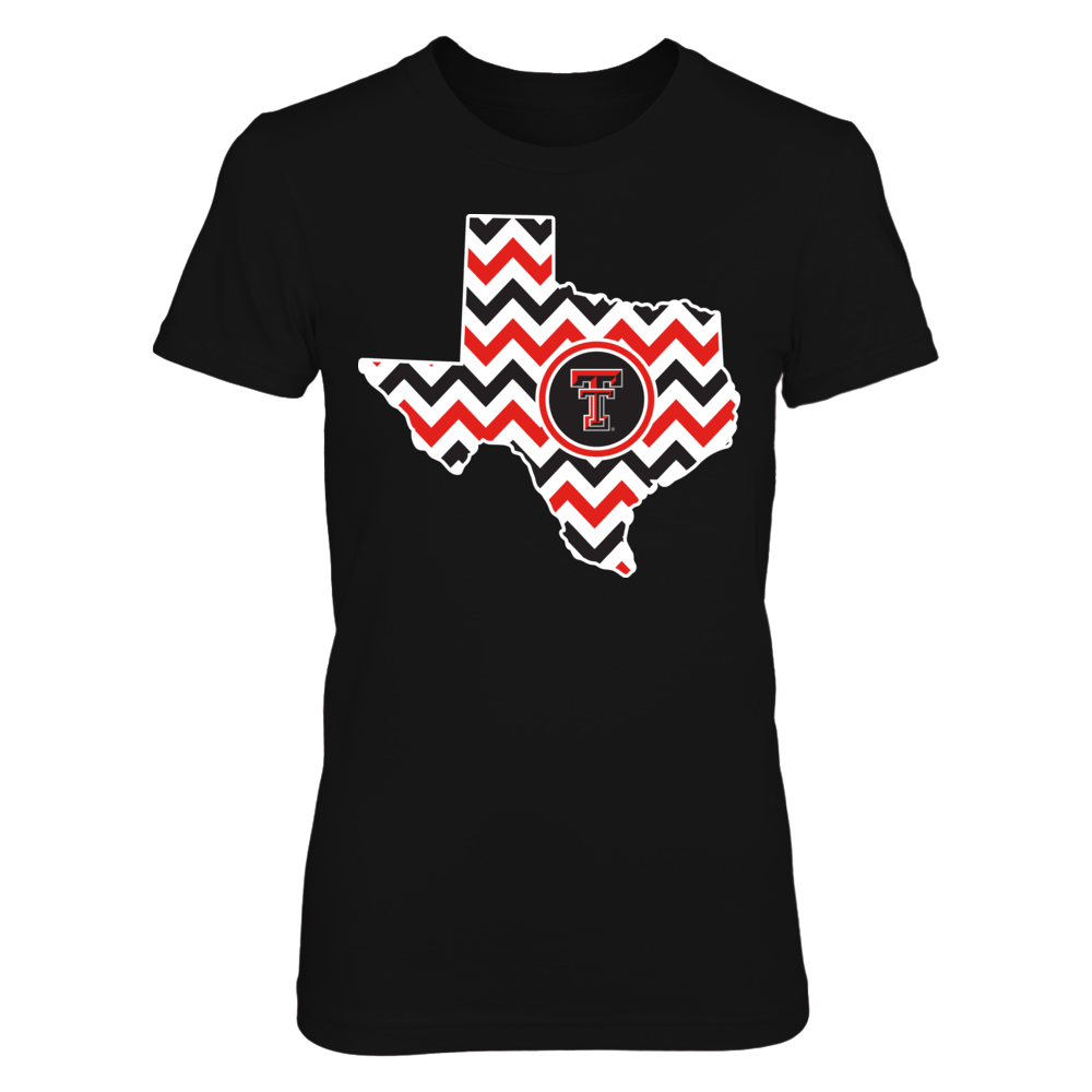 Chevron State - Texas Tech Red Raiders Front picture