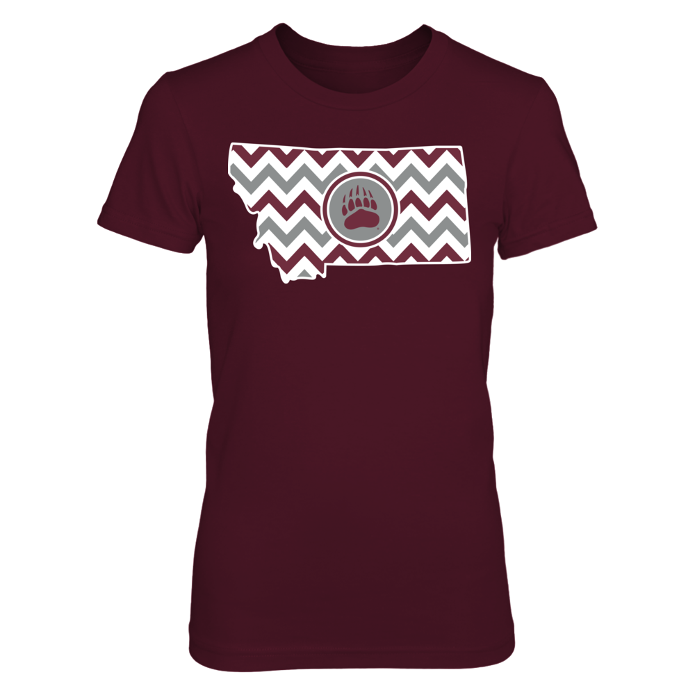 Chevron State - Montana Grizzlies Front picture