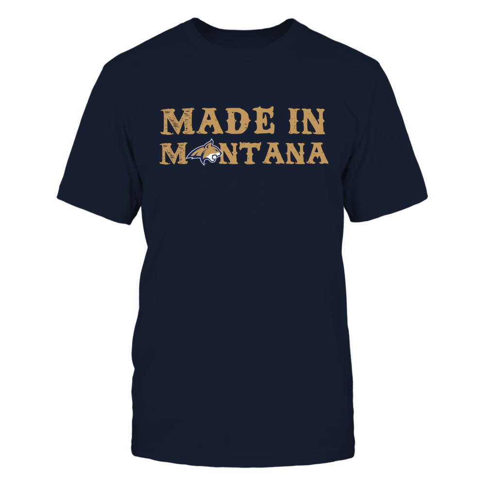 Montana State Bobcats - Made in Montana Front picture