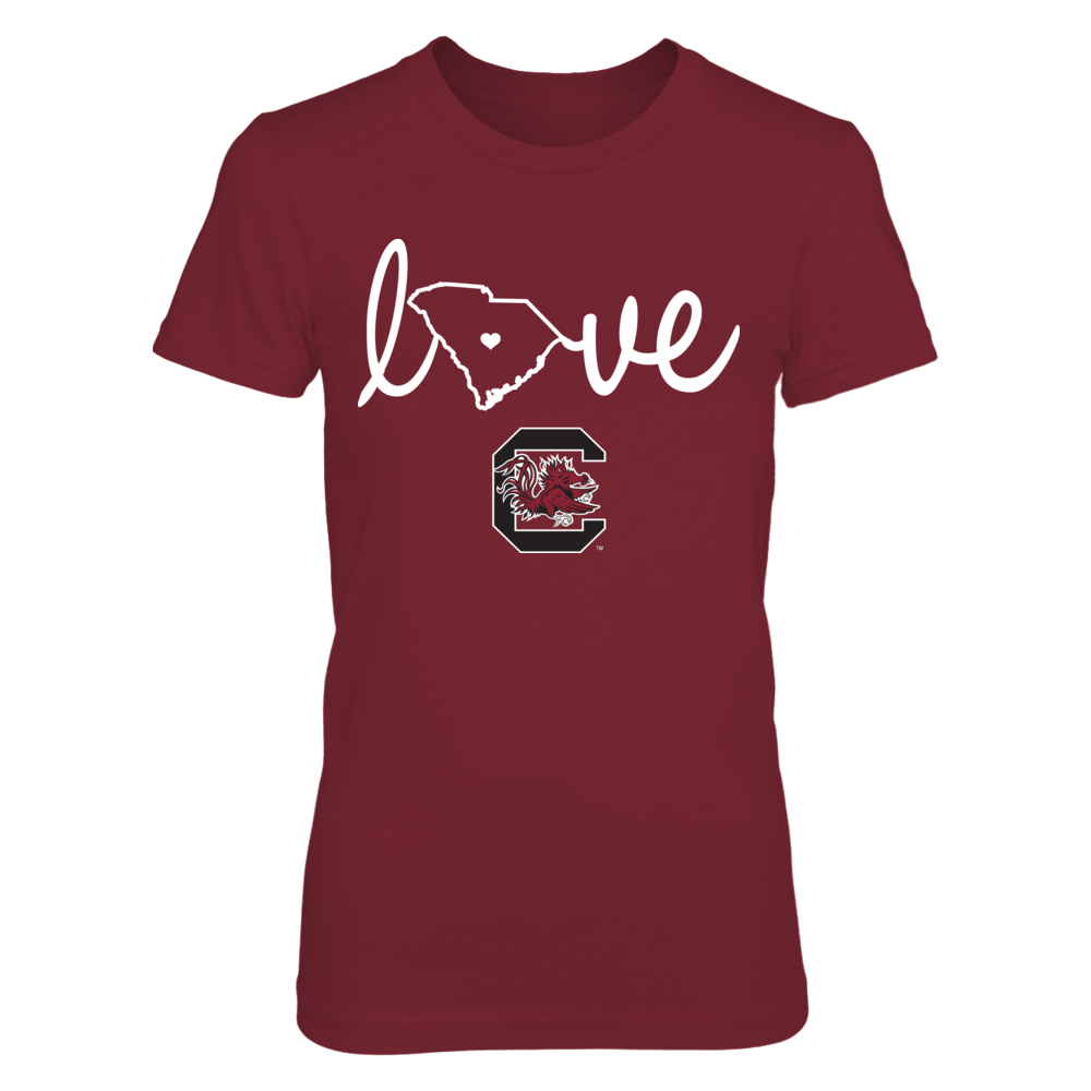 State Love - South Carolina Gamecocks Front picture